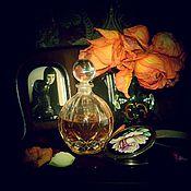 """Косметика ручной работы. Ярмарка Мастеров - ручная работа """"Святая ложь"""" Авторская парфюмерная  вода. Handmade."""