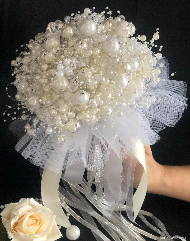 атмосфера фото мк свадебный букет из бусин того
