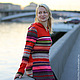 Cardigans handmade. Order The summer evening is cool. Lena Statkevich. Livemaster. Summer cardigan, cotton
