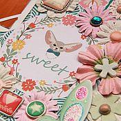 Канцелярские товары ручной работы. Ярмарка Мастеров - ручная работа Календарь дней рождения для 1 класса. Handmade.