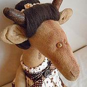 Куклы и игрушки ручной работы. Ярмарка Мастеров - ручная работа Шоколадная моя.... Handmade.