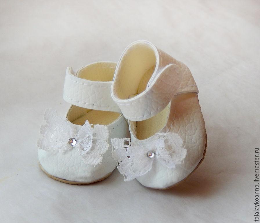 Обувь на куклу своими руками 95
