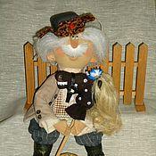 Куклы и игрушки ручной работы. Ярмарка Мастеров - ручная работа Деревня моя.... Handmade.