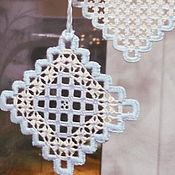 Подарки к праздникам handmade. Livemaster - original item Interior pendants Christmas Toys.Christmas present. Handmade.