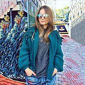 Одежда handmade. Livemaster - original item Stylish women`s jacket for cool days from Shapar. Handmade.
