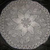 Для дома и интерьера ручной работы. Ярмарка Мастеров - ручная работа салфетка ГРУША. Handmade.