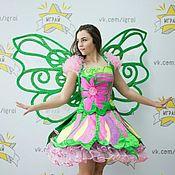 Одежда handmade. Livemaster - original item Winx Fairy Flora 7 season. Handmade.