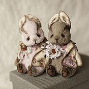 Куклы и игрушки ручной работы. Ярмарка Мастеров - ручная работа Гарри и Оливер. Handmade.