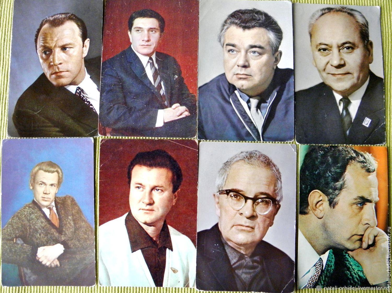 были фото киноартистов юбиляров советского кино заболевания