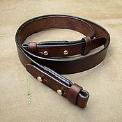 Сувениры и подарки handmade. Livemaster - original item Belt running on a gun mod.5.1. Handmade.