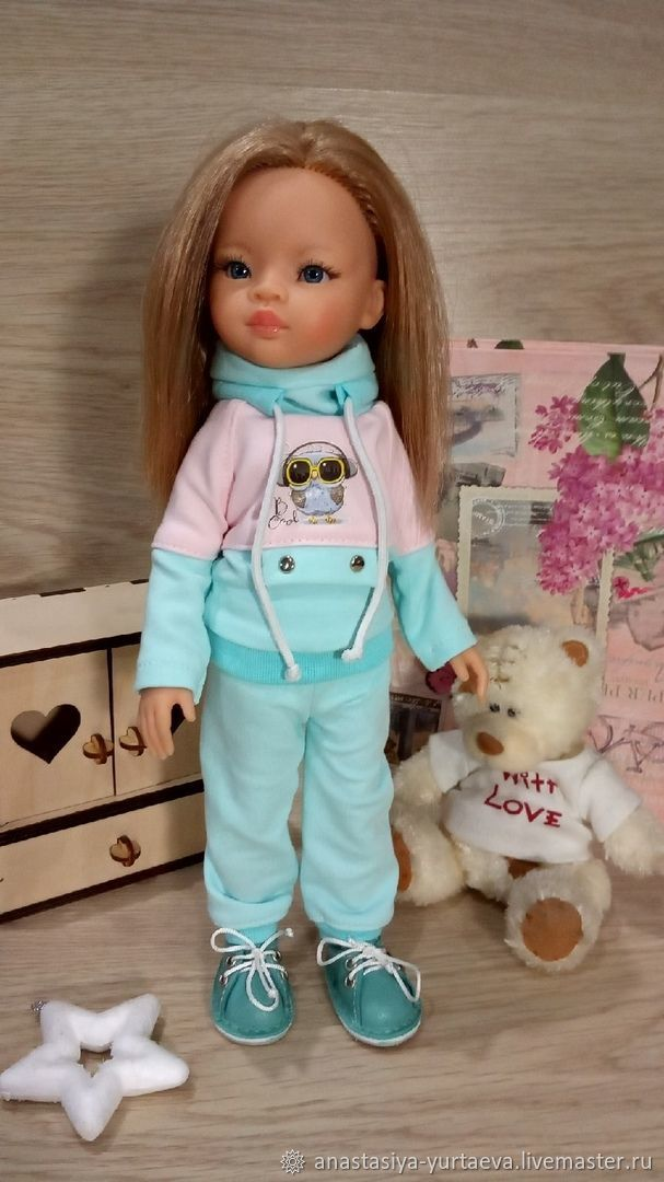 Костюм для куклы Паола Рейна, Одежда для кукол, Омск,  Фото №1