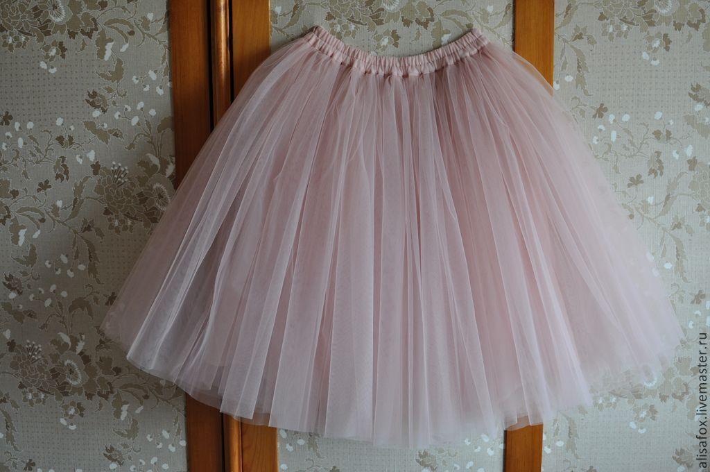 Тюлевая юбка купить москва