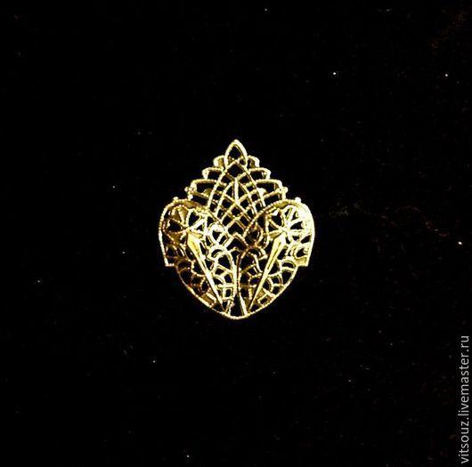 Арт. В60426 Декоративный элемент. Цвет античная бронза.