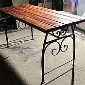 Для дома и интерьера ручной работы. Ярмарка Мастеров - ручная работа Комплект садовой мебели. Handmade.