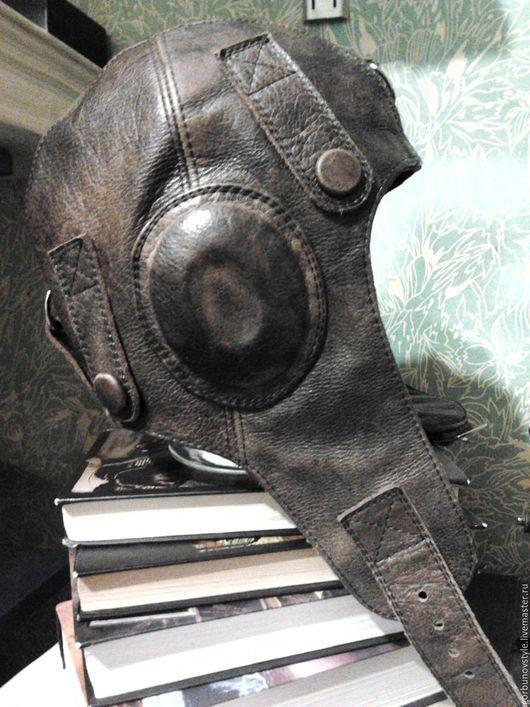 Шапки ручной работы. Ярмарка Мастеров - ручная работа. Купить Шлем летный. Handmade. Шлем, самолеты