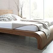 Для дома и интерьера handmade. Livemaster - original item Double bed No. №3. Handmade.