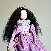 Куклы и игрушки ручной работы. Ярмарка Мастеров - ручная работа Джейн - авторская текстильная кукла. Handmade.