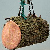 Сумки и аксессуары handmade. Livemaster - original item Art-bag