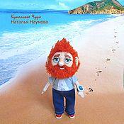 Куклы и игрушки handmade. Livemaster - original item Dolls and dolls: textile doll Artek father absolute. Handmade.