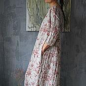 Платье Бохо.Старая Англия