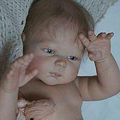 Куклы и игрушки ручной работы. Ярмарка Мастеров - ручная работа Кукла реборн Кристина 2. Handmade.