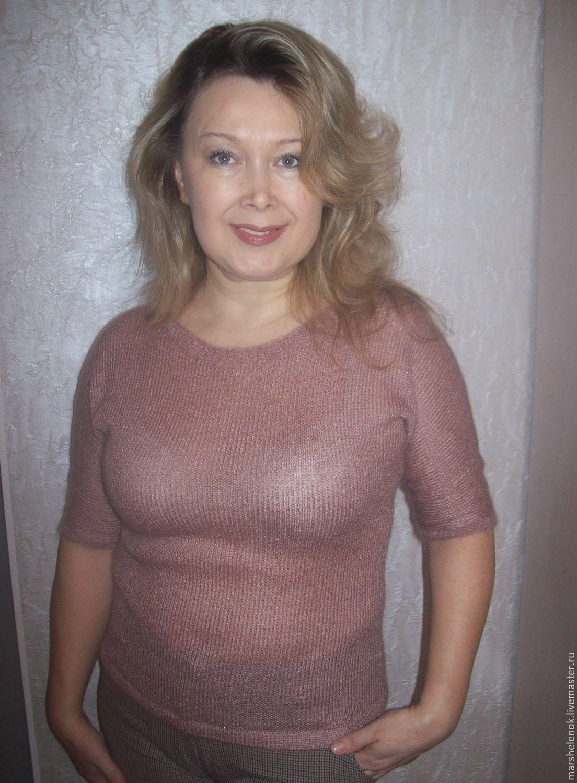Сеск с телкой в шёлковой кофте 19 фотография