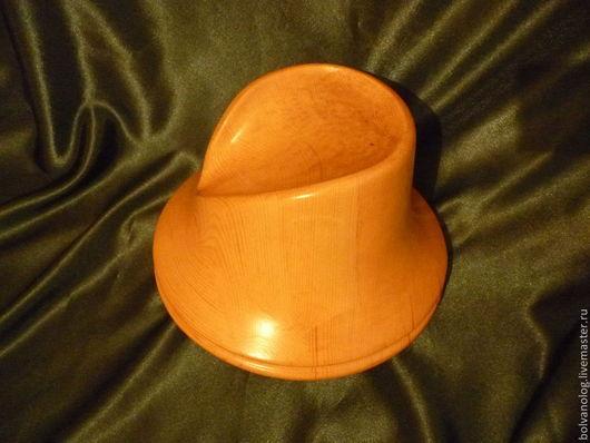 Манекены ручной работы. Ярмарка Мастеров - ручная работа. Купить Болванка-шляпка - 27. Handmade. Болванка, дерево