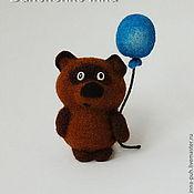 """Куклы и игрушки ручной работы. Ярмарка Мастеров - ручная работа Винни Пух """"Я тучка, тучка, тучка, я вовсе не медведь!"""". Handmade."""