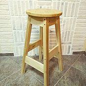 Стулья ручной работы. Ярмарка Мастеров - ручная работа Барный стул. Handmade.