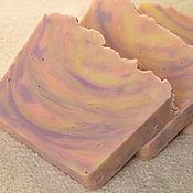 Косметика ручной работы. Ярмарка Мастеров - ручная работа «Сирень» натуральное мыло ручной работы. Handmade.
