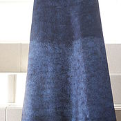 "Одежда ручной работы. Ярмарка Мастеров - ручная работа Валяная юбка ""Глубина "". Handmade."