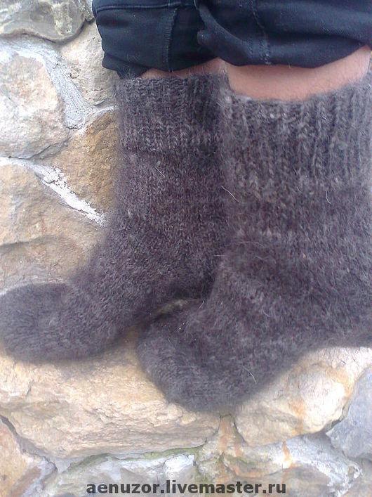 Socks & Stockings handmade. Livemaster - handmade. Buy men's warm socks.Men's socks, goat, socks handmade