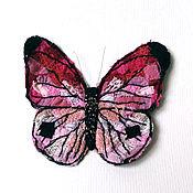 Материалы для творчества handmade. Livemaster - original item Stripe: handmade Butterfly. Handmade.