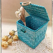 Для дома и интерьера ручной работы. Ярмарка Мастеров - ручная работа Малахитовая шкатулка. Handmade.