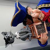 Куклы и игрушки ручной работы. Ярмарка Мастеров - ручная работа Билли Бонс. Handmade.