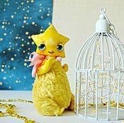 Куклы и игрушки ручной работы. Ярмарка Мастеров - ручная работа Яркая звезда. Handmade.