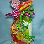Материалы для творчества ручной работы. Ярмарка Мастеров - ручная работа пакет подарочный. Handmade.