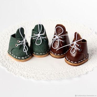 Куклы и игрушки ручной работы. Ярмарка Мастеров - ручная работа Ботинки для Тедди. Handmade.