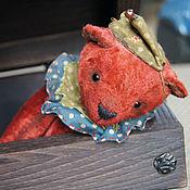 Куклы и игрушки ручной работы. Ярмарка Мастеров - ручная работа Шапито. Handmade.