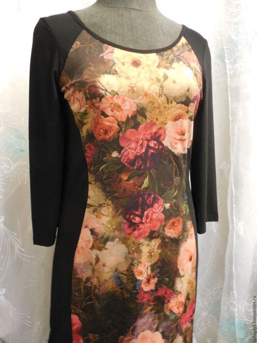"""Платья ручной работы. Ярмарка Мастеров - ручная работа. Купить Платье """"Миледи"""". Handmade. Черный, платье, Платье на Новый год, не дорого"""