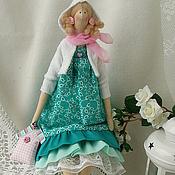 Куклы и игрушки ручной работы. Ярмарка Мастеров - ручная работа Бирюзовая мечта. Handmade.