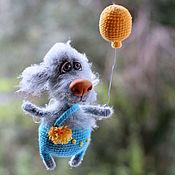 Куклы и игрушки handmade. Livemaster - original item Dog Fendi. Handmade.