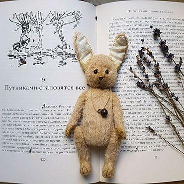 Куклы и игрушки ручной работы. Ярмарка Мастеров - ручная работа Заяц Teddy. Handmade.