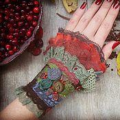 """Украшения ручной работы. Ярмарка Мастеров - ручная работа Бохо-браслет """" Autumn"""". Handmade."""