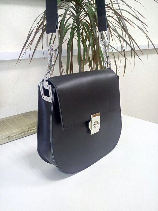 Женские сумки ручной работы. Ярмарка Мастеров - ручная работа. Купить Женская сумка из натуральной кожи. Handmade. Женская сумка