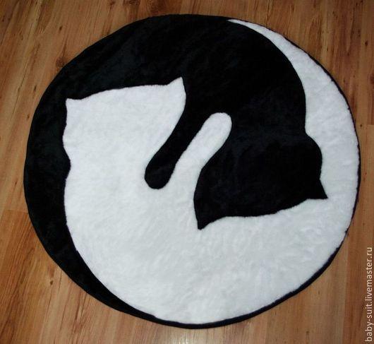 Детский коврик Инь-Янь для малышей и детей