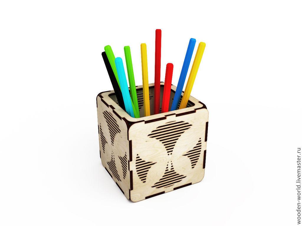 единственная картинки подставок для ручек и карандашей можно