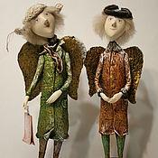 Куклы и игрушки ручной работы. Ярмарка Мастеров - ручная работа Два Ангела. Handmade.