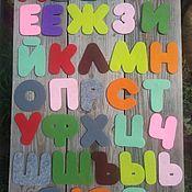 Карточные игры ручной работы. Ярмарка Мастеров - ручная работа Алфавит. Handmade.