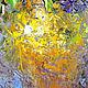 """Картины цветов ручной работы. """"Лето - Это Маленькая Жизнь"""" - картина маслом букет ромашек. ЯРКИЕ КАРТИНЫ Наталии Ширяевой. Ярмарка Мастеров."""